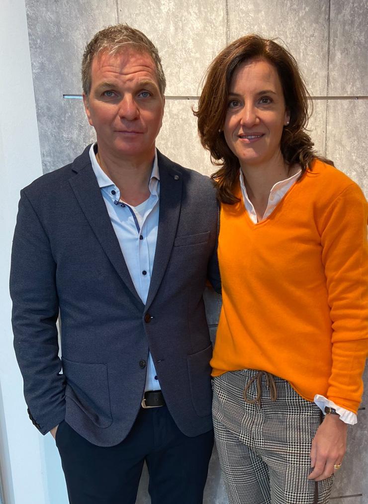 Inhaberehepaar - Marion & Martin Schug